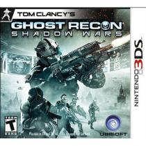 Tom clancys ghost recon shadow wars - 3ds - Nintendo