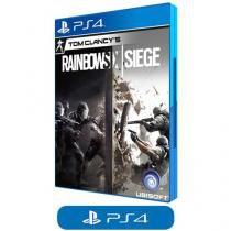 Tom Clancys Rainbow Six: Siege - para PS4 - Ubisoft