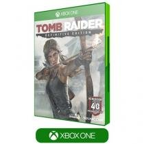 Tomb Raider - Definitive Edition para Xbox One - Square Enix