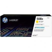 Toner HP Amarelo - Laserjet 508X