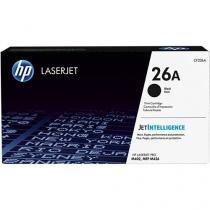 Toner HP Preto 26A LaserJet - Original para HP M426FDW HP M426DW