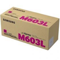 Toner Original Samsung Clt-m603l M603l 603l Magenta C4010 C4012 C4060 C4062 C3510 10k -