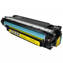 Toner para HP Laserjet M551dn  M551n  CE402A Yellow Compatível - GreenBelt