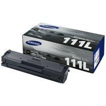 Toner Samsung Preto MLT-D111L - para Samsung SL-M2070W SL-M2020W SL-M2020 M2070