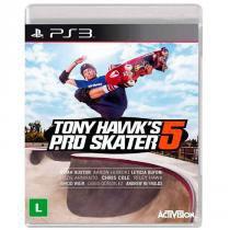 Tony Hawks Pro Skater 5 - PS 3 - Sony