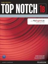 Top notch 1b split sb with myenglishlab - 3rd ed - Pearson (importado)