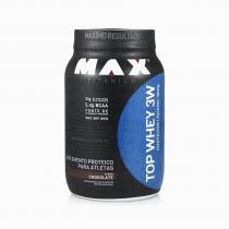 Top Whey 3W 900g - Max Titanium - 900g - Max Titanium