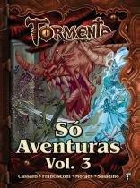 Tormenta Rpg - So Aventuras - Vol 3 - Jambo - 1