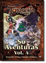 Tormenta: Só Aventuras - Vol. 4 - Jambo