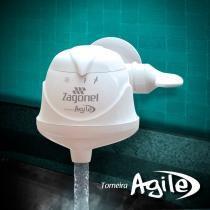Torneira Agile 3t Branca Zagonel 220v 4500w -