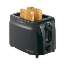 Torradeira Large Toast 127v Preta Britânia - Philco