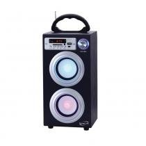 Torre Bluetooth SP106 30W Rádio FM Newlink - New link