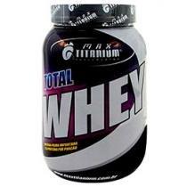 Total Whey 900 g Vitamina de Frutas - Max Titanium