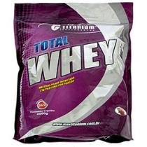 Total Whey Chocolate 2 kg Refil - Max Titanium