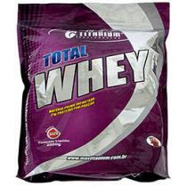 Total Whey Vitamina de Frutas 2kg - Max Titanium