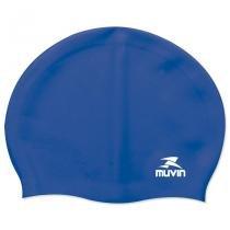 Touca de Natação em Silicone Standard Muvin TCS-0103 - Muvin