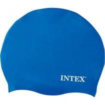 Touca de Silicone Azul - Intex -