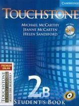 Touchstone blended premium online 2b sb w/audio cd/cd-rom, online course and interactive wb - 1st ed - Cambridge university