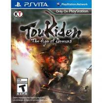 Toukiden: The Age Of Demons - PS Vita - Kt