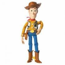 Toy Story Boneco Woody Com Som - Mattel - Toy Story