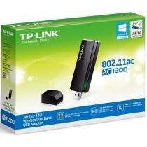 TP-Link Archer T4U Adptador USB Wireless AC 1200Mbps Dual Band -