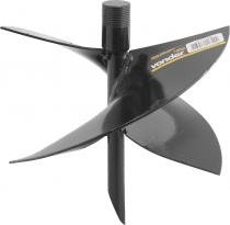 Trado perfurador terra 25cm sem cabo - Vonder - Vonder