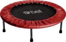 Trampolim - cama elástica 1 metro vermelho - Bel Sports -