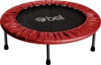 Trampolim - cama elástica 1 metro vermelho - Bel Sports - Bel Sports