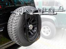 Transbike Para Tr4 Troller e Defender Para 3 Bicicletas - Astrotek