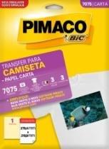 Transfer Para Camisetas 7075 Pimaco - 953010