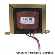 Transformador 12/500S 12VAC 127/220 VAC 330MA Hayonik -