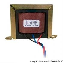 Transformador 160Ma 3.84Va 12+12Vac 127-220Vac 12-500 Hayonik -