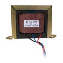 Transformador 24VAC 127/220VAC 600MA 24/1S Hayonik -