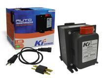 Transformador Bivolt 750va 110x220x110 Kf -