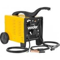 Transformador de solda 160 amperes monofásico - TT-2500 (110V/220V) - Vonder