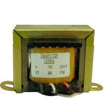 Transformador T25 Tronco para Linha De Áudio 70/210V 30857 - Frahm - Frahm