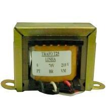 Transformador T5 Trafo para Linha De Áudio 70/210V 30858 - Frahm -