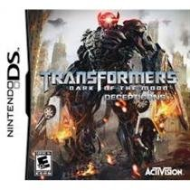 Transformers dark of the moon decepticons - nds - Nintendo