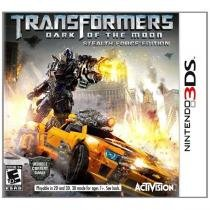 Transformers dark of the moon stealth force edition - 3ds - Nintendo