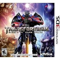 Transformers rise of the dark spark - 3ds - Nintendo