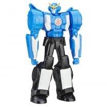 Transformers Robots in Disguise Titan Guardians Strongarm - Hasbro -