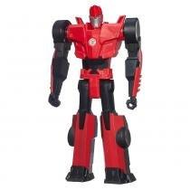 Transformers Titan Hero Sidewipe - Hasbro - hasbro