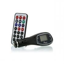Transmissor Automotivo 3x1 FM para MP3 com Display LCD Knup -