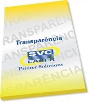 Transparência Formato A3 (297x420mm) - Papéis especiais