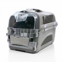 Transporte Cabrio Cat / Dog  CINZA - Chalesco