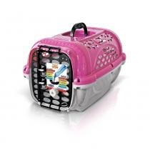 Transporte Panther N.01 rosa - Plast pet