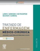 Tratado de enfermagem medico cirurgico - Elsevier (medicina)