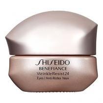 Tratamento Anti-envelhecimento para Área dos Olhos Shiseido Benefiance Wrinkleresist24 Eyes - 15ml - Shiseido