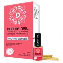 Tratamento de Micose Derma Nail Antimicótico - 10ml - Derma Nail