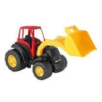 Trator de Brinquedo Maxtor Plus Homeplay Articulado Cores Sortidas 2027 - Homeplay